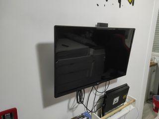 Televisión LG 32 pulgadas.