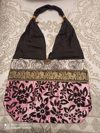 Bolso saco estilo hindú , más en mi perfil