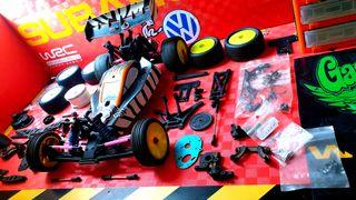 ansman racing 1/10 rc electrico