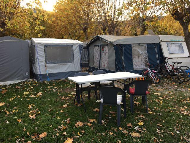 Caravana Camping Vall de Camprodon