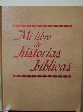 Mi libro de historia bíblicas