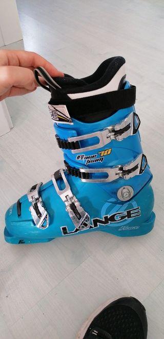 Botas esquí marca Lange Talla 41 muy poco usadas