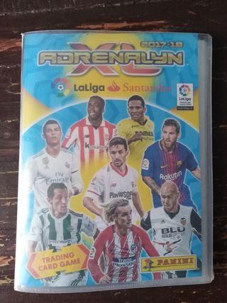 Álbum Cromos de Fútbol