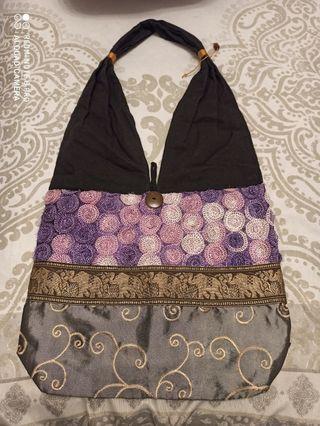 Bolso saco estilo hindú