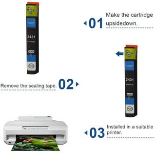 Cartucho 24XL compatibles Epson expresion photo xp