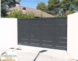 Puertas correderas modulares