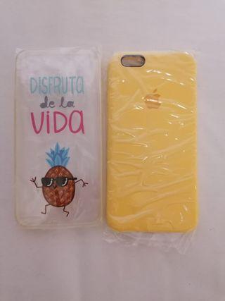2 Carcasas IPhone 6 / 6S