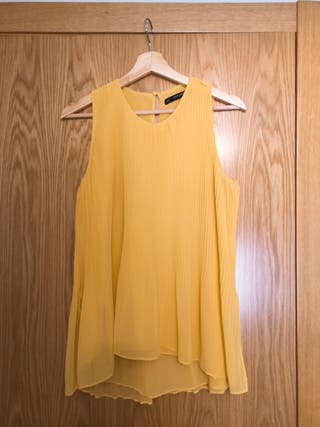 Blusa Zara Mujer/Chica