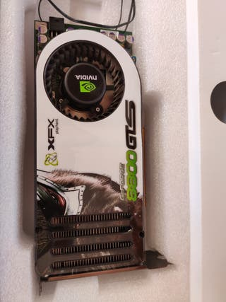 NVIDIA GeForce 8800 GTS XFX