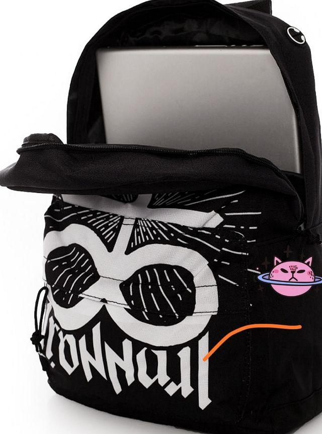 mochila Ironnail