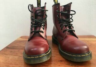 Cherry Red Doc Martens Size 6