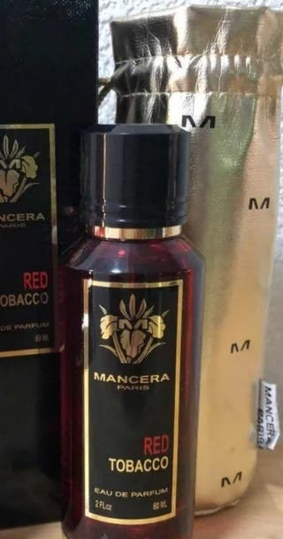 perfume Mancera Red Tobacco