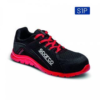 Zapatillas Sparco De Seguridad Ultraligeros