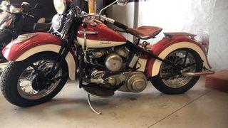 Harley davidson wla 1942