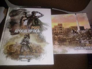 Postapocalyptica - juego de rol y pantalla