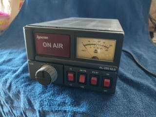 amplificador radio cb