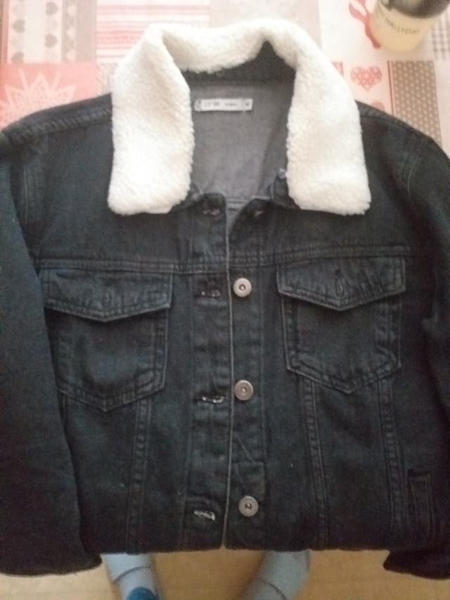 Veste en jeans taille 40