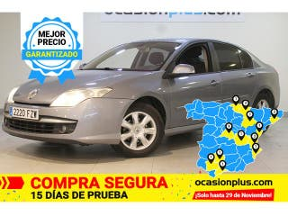 Renault Laguna 1.5 dCi Authentique 81 kW (110 CV)
