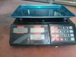 balanza bascula pesa digital 40 kilos