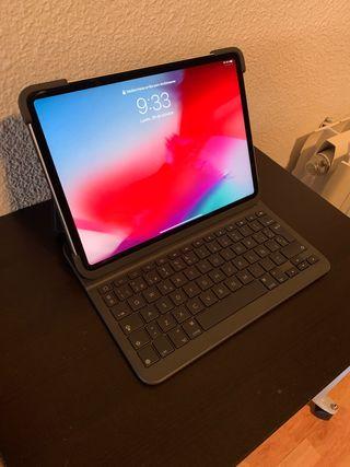 iPad Pro 11-inch wifi 64GB silver