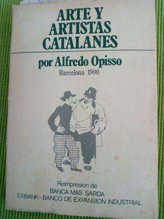 ARTE Y ARTISTAS CATALANES