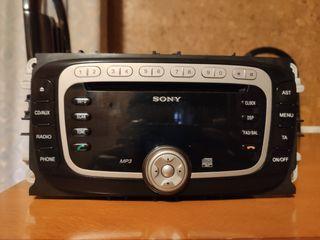 Radio Sony MP3 Ford Focus