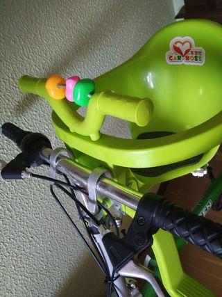 silla para bicicletas