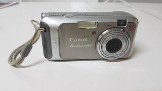 Cámara Canon A460