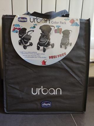 Fundas Chicco Urban NUEVAS!!!