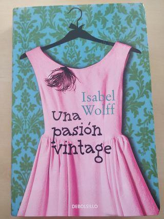 Libro Una pasión vintage