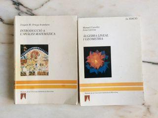 Libros de primero de matematicas