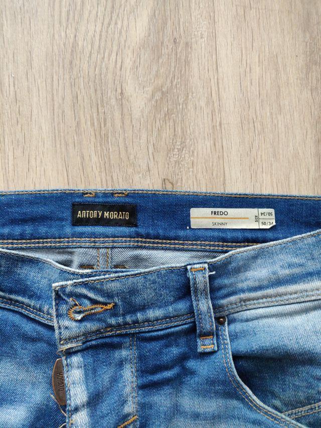 Antony Morato Pantalones Skinny Fit Hombre De Segunda Mano Por 55 En Terrassa En Wallapop