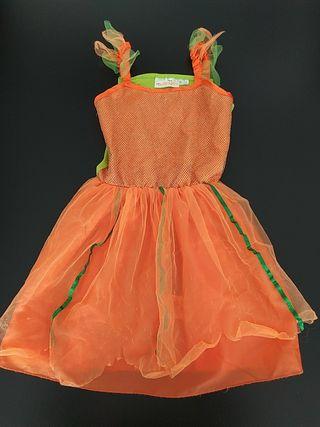 disfraz Halloween calabaza.talla 116