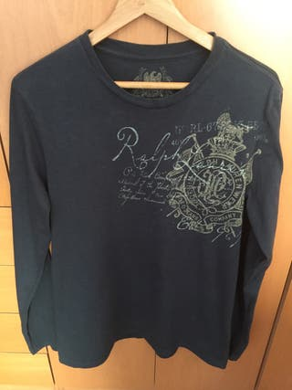 Camiseta azul marino Polo Ralph Lauren