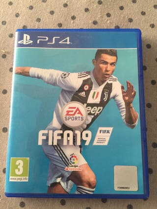 FIFA 19 ps4 impecable