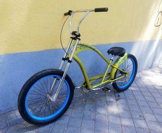 bicicleta custom nueva