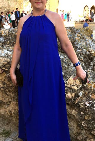 Vestido azul (Vertize Gala)