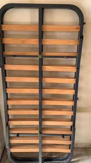 SOMIER INIDIVUDAL 180cmx80cm