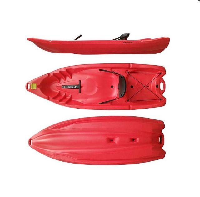 Kayak HOOK Amarillo + carro