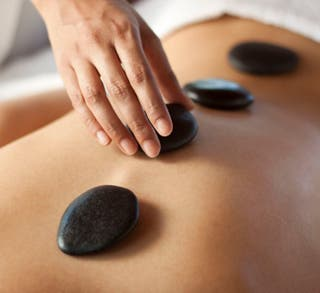 Curso Masaje con Piedras Calientes o Stone Therapy