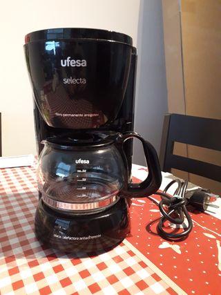 Cafetera Ufesa de goteo