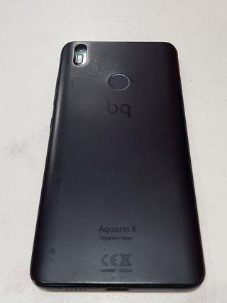 Bq Aquarius X con caja