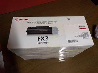 Cartucho Tóner Canon FX3 Original