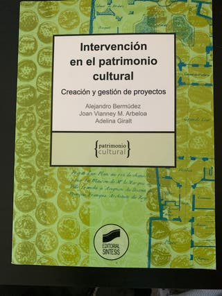 Libro conservación y restauración de arte