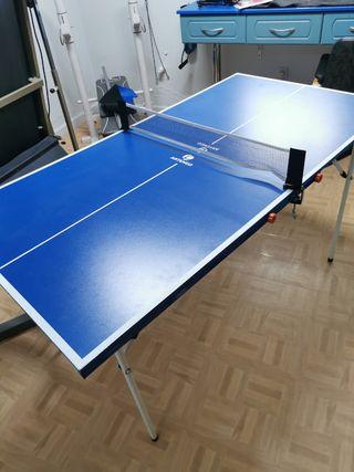 mini mesa de. ping pong