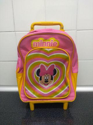 mochila para niña tipo 4 añitos o así