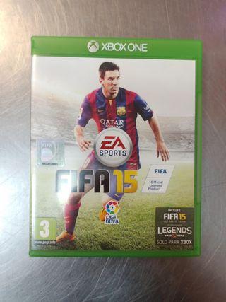 FIFA 15, Xbox One