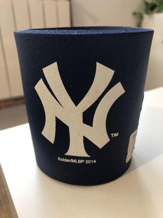 New York Yankees cubre latas de gomaespuma