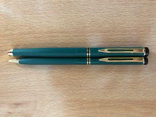 Juego bolígrafo y pluma