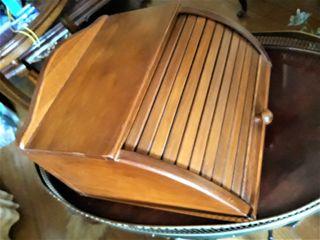 Escritorio de mesa de madera